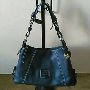 Black Dooney and Bourke Shoulder Bag